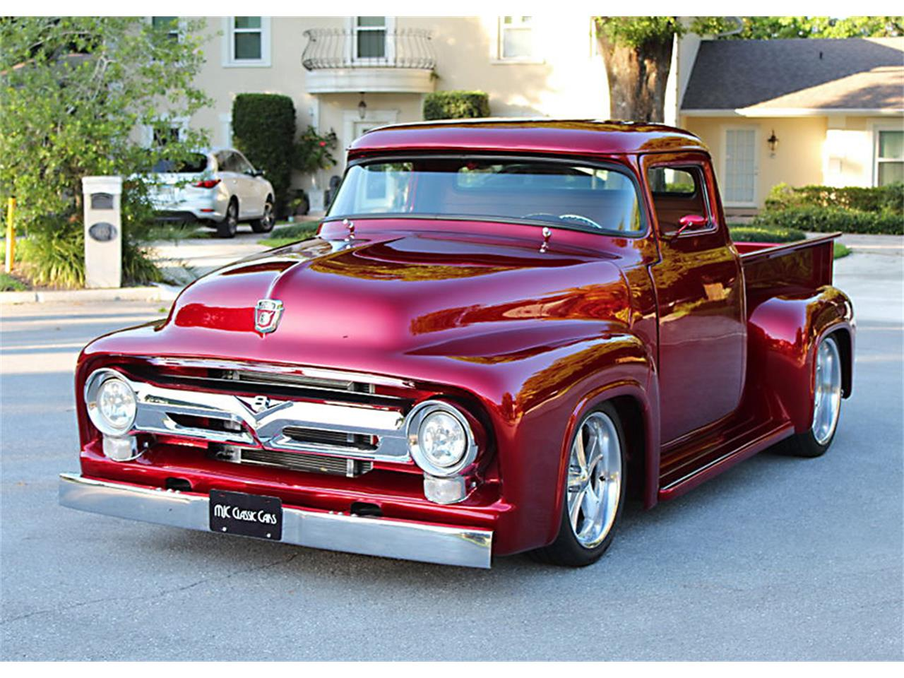 For Sale: 1956 Ford F100 in Lakeland, Florida