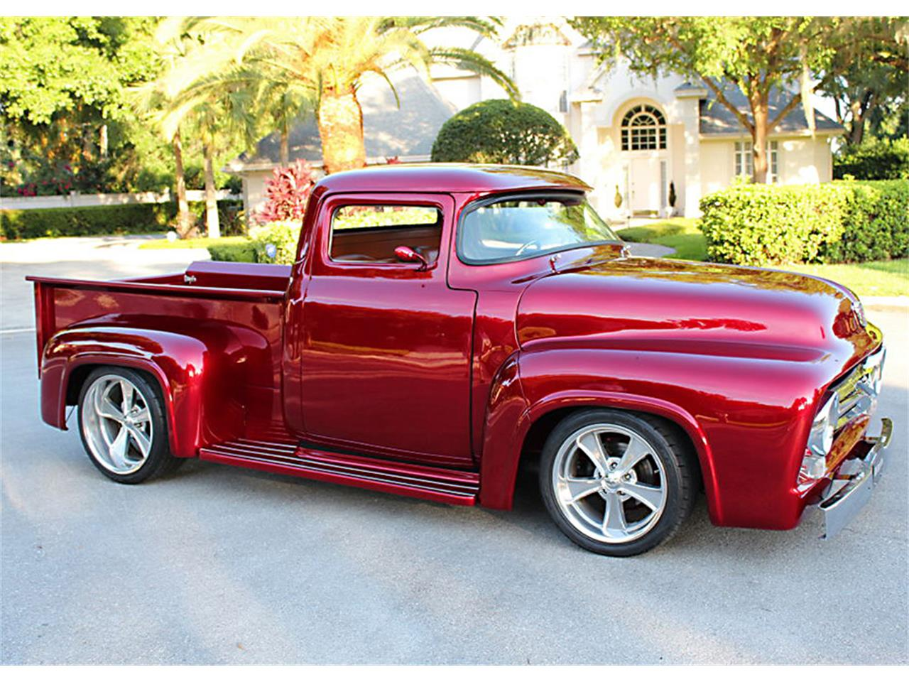 Large Picture of '56 F100 - Q5GS