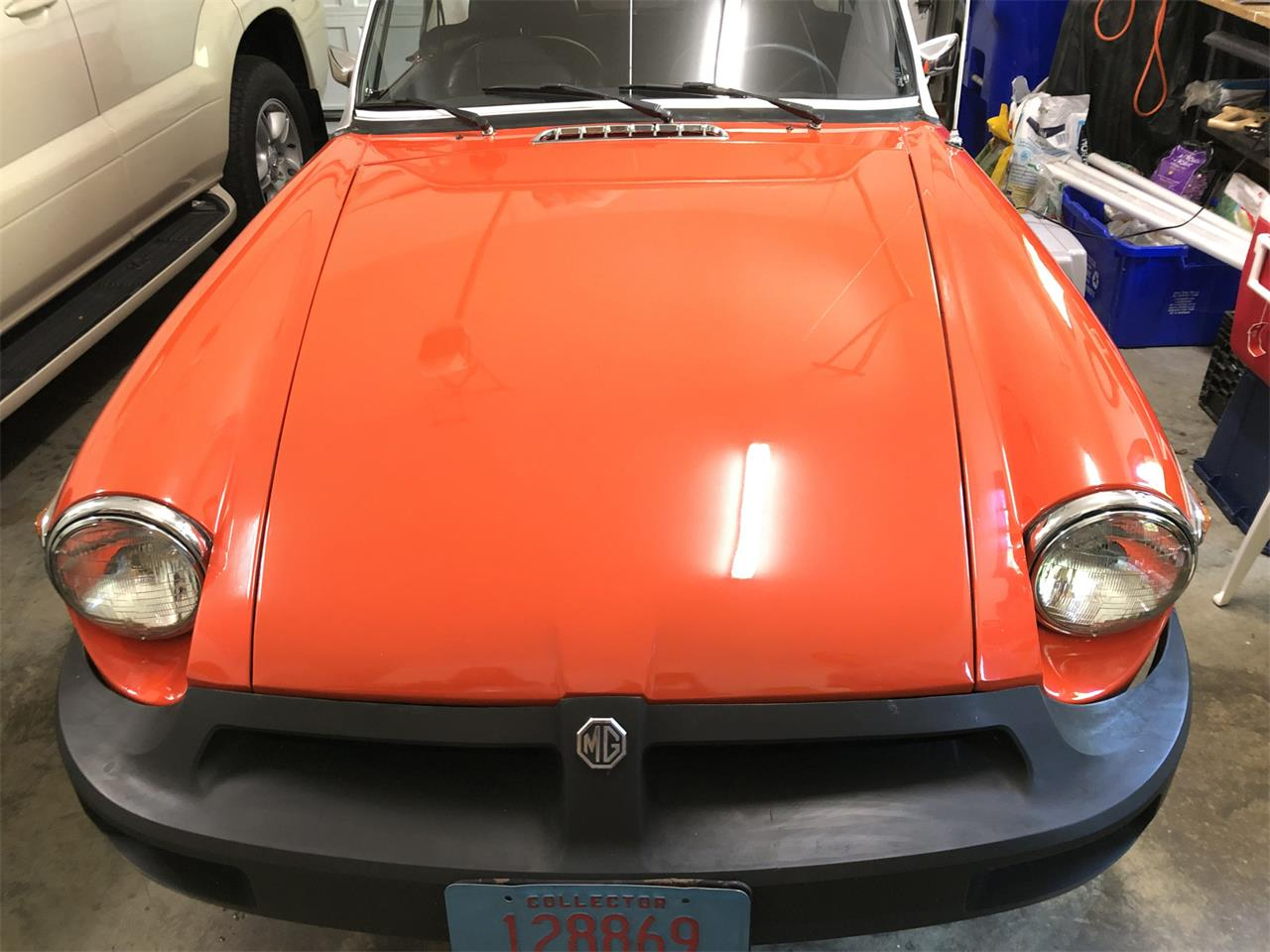 Large Picture of '79 MGB Offered by Bring A Trailer - Q6FU