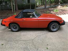 Picture of '79 MG MGB located in Chapel Hill North Carolina - Q6FU