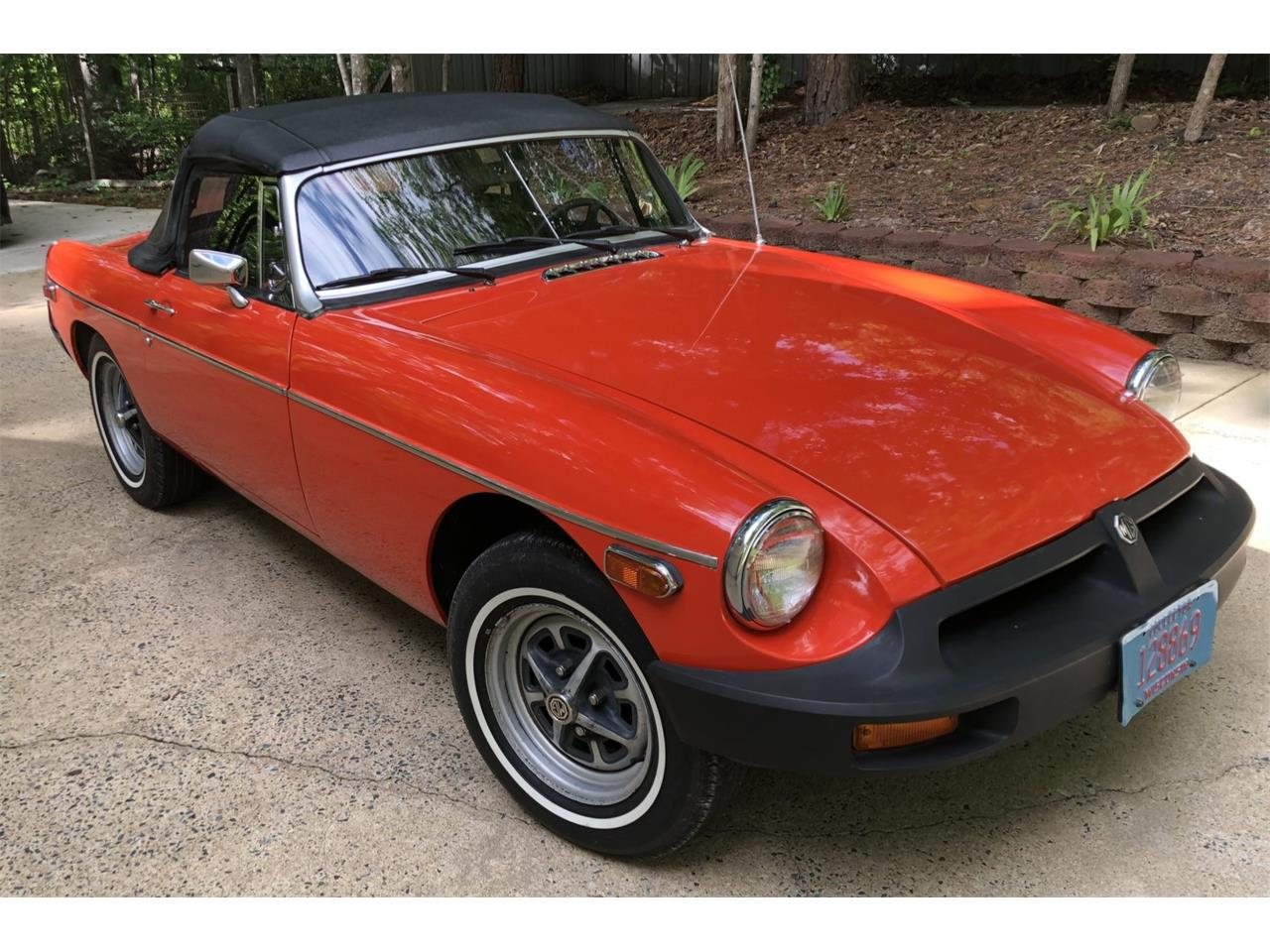 Large Picture of 1979 MGB Auction Vehicle Offered by Bring A Trailer - Q6FU