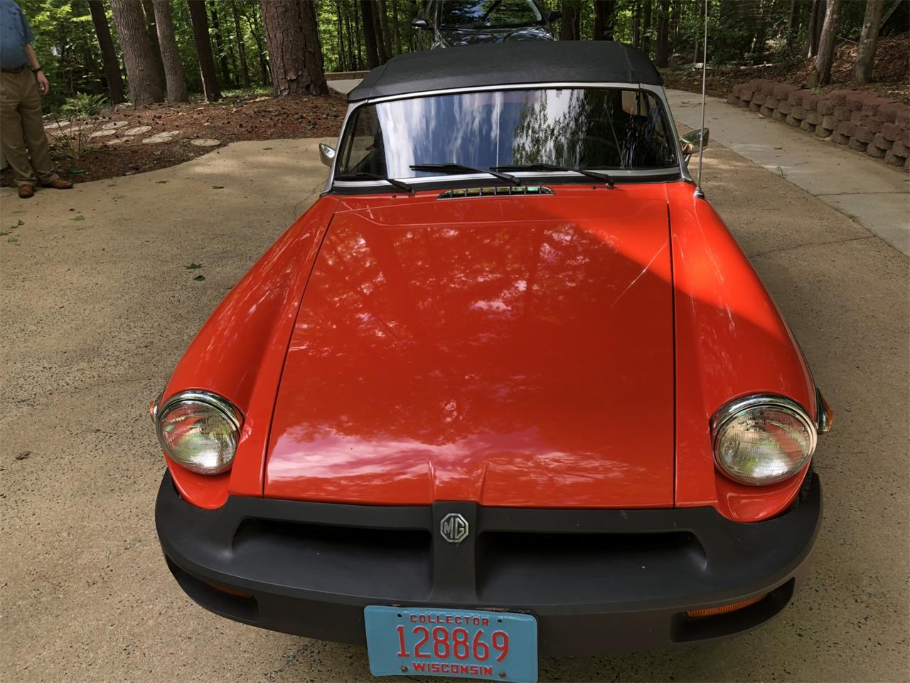 Large Picture of 1979 MGB Auction Vehicle - Q6FU