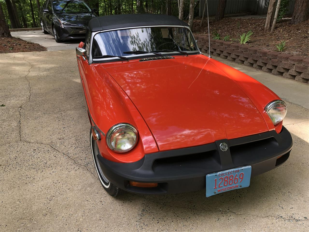 Large Picture of 1979 MG MGB located in North Carolina - Q6FU