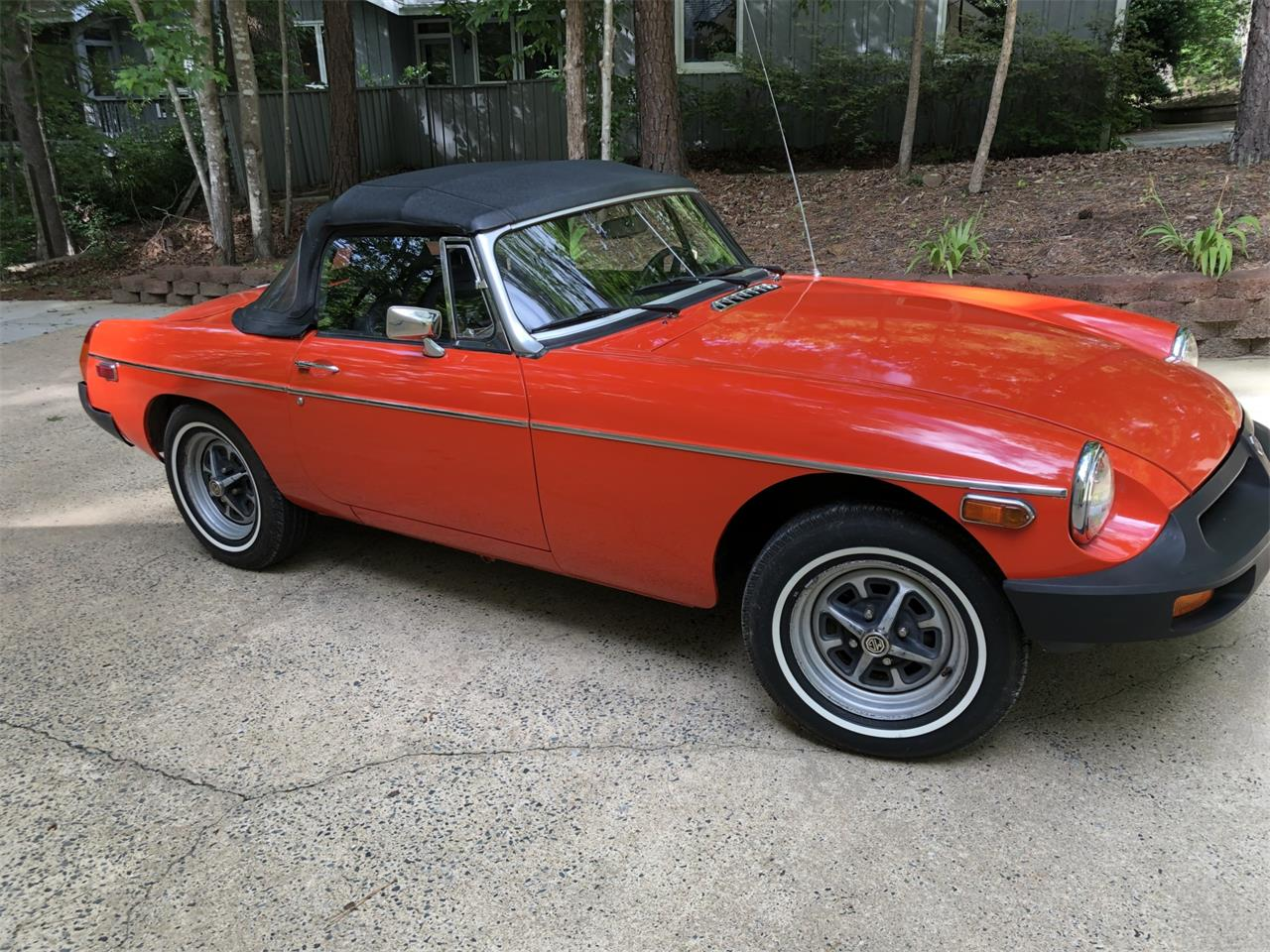 Large Picture of 1979 MGB located in North Carolina - Q6FU