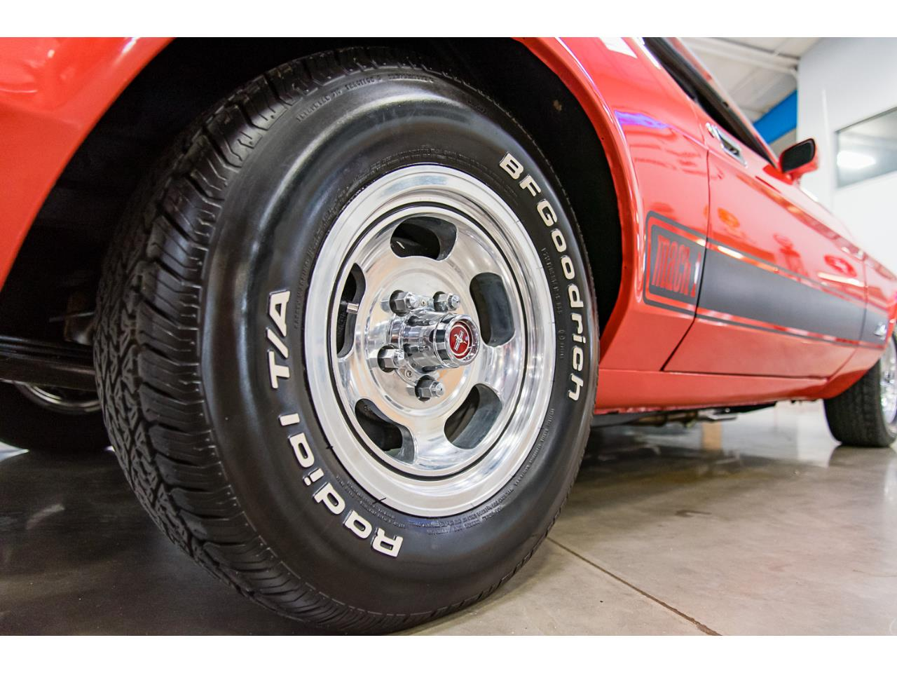 Large Picture of '73 Mustang - Q6FW