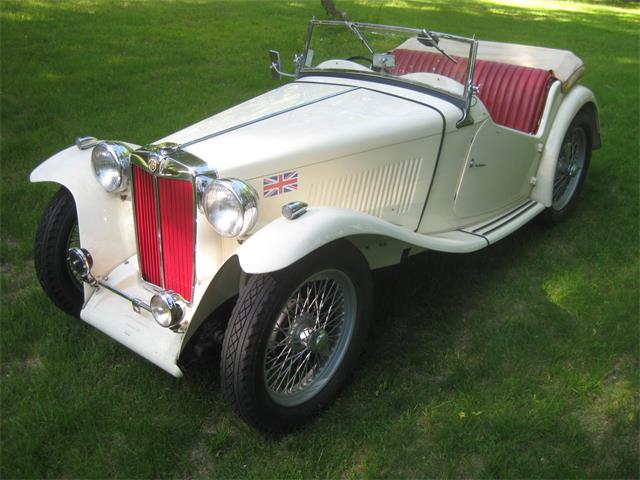 Picture of Classic 1948 TC located in Connecticut Offered by  - Q5GT