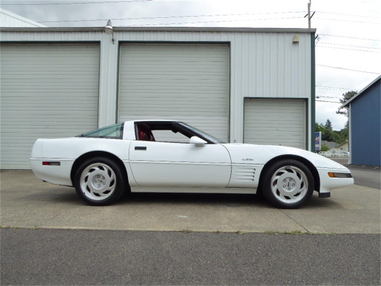 For Sale: 1992 Chevrolet Corvette ZR1 in Turner, Oregon