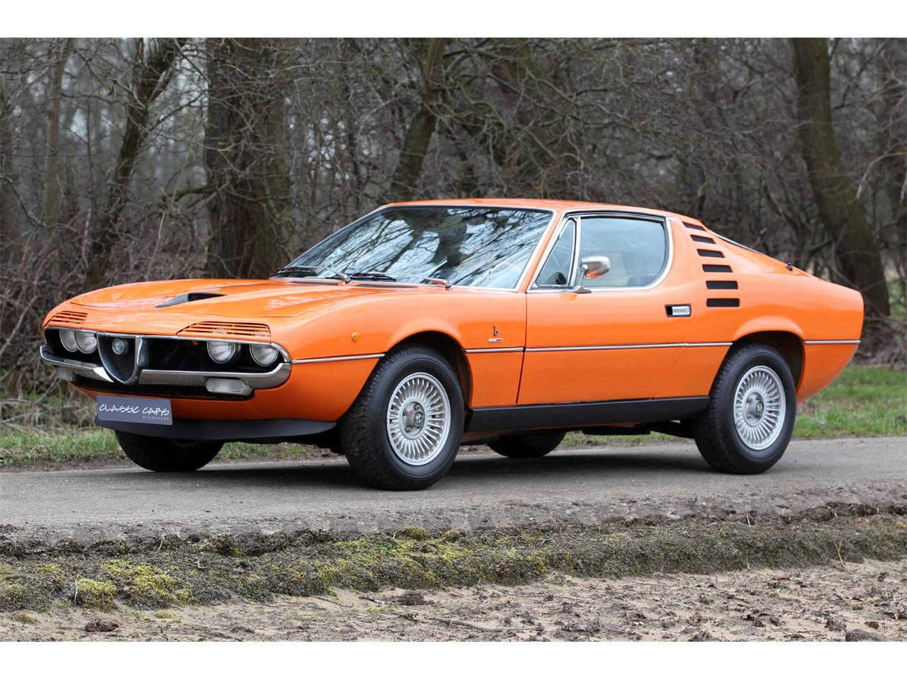 Large Picture of 1973 Alfa Romeo Montreal located in Heemskirk  Auction Vehicle Offered by Bring A Trailer - Q6GS