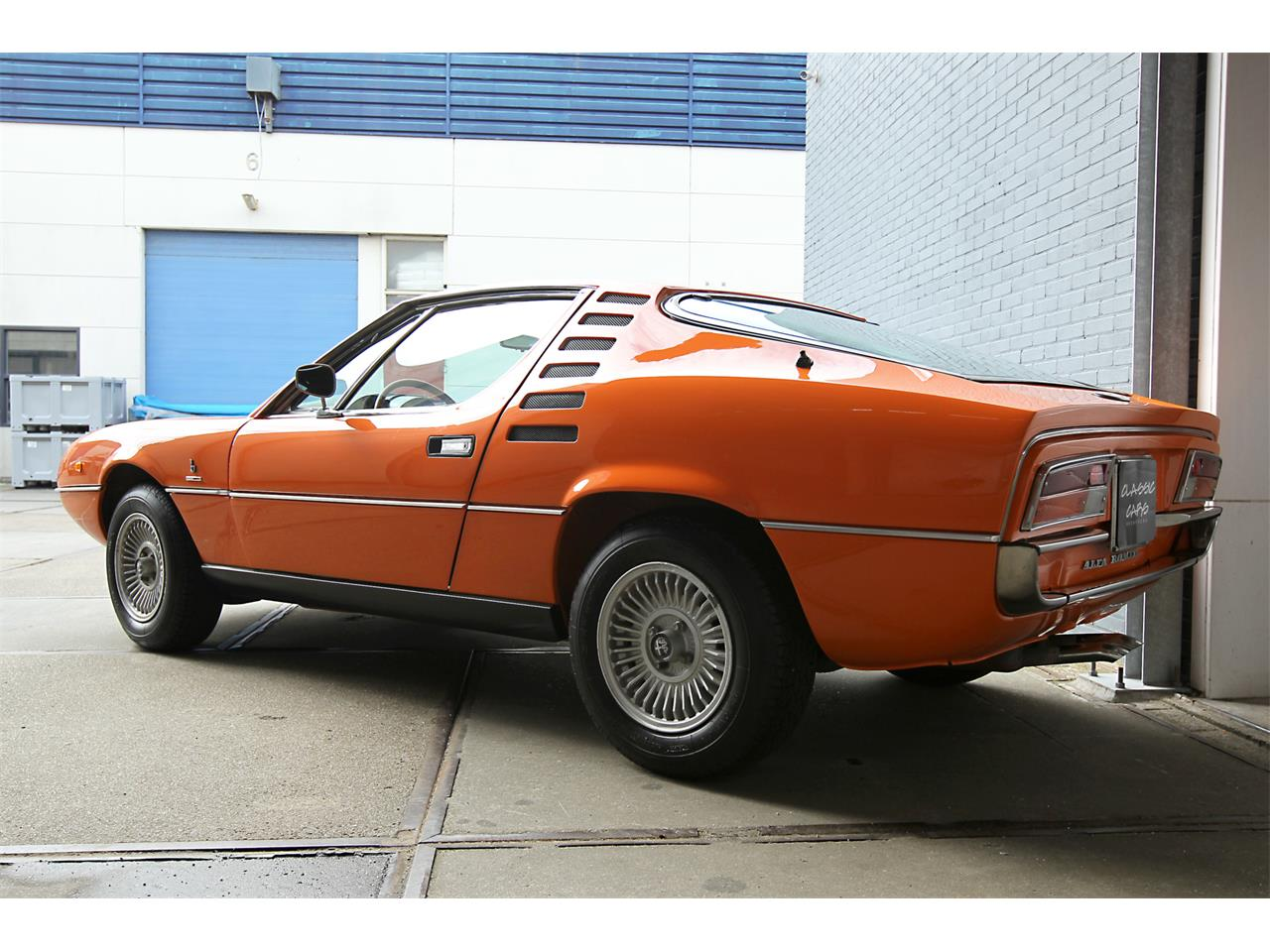 Large Picture of '73 Alfa Romeo Montreal located in Heemskirk  Auction Vehicle - Q6GS