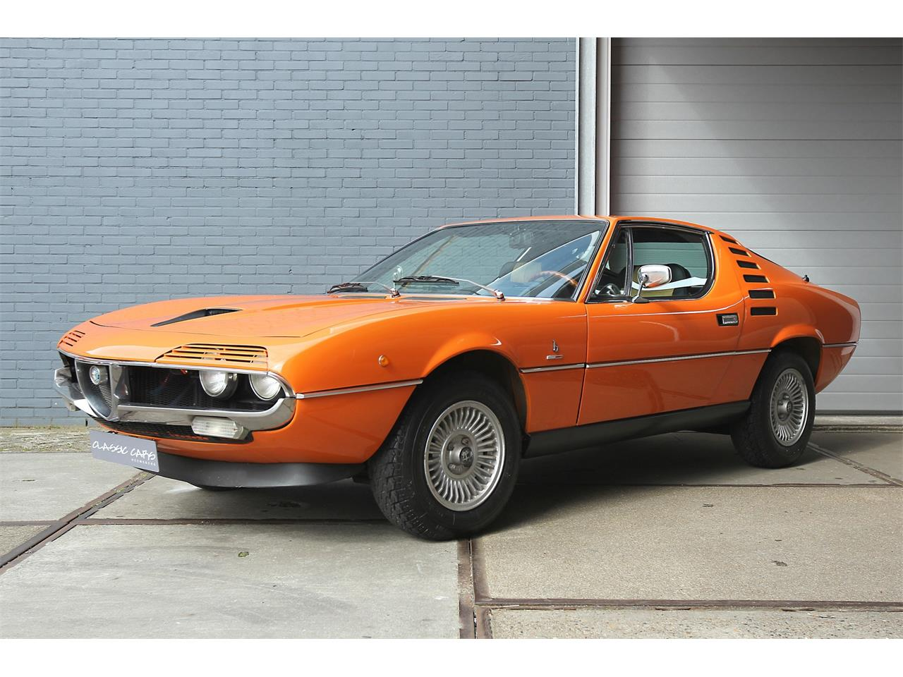 Large Picture of 1973 Alfa Romeo Montreal Offered by Bring A Trailer - Q6GS