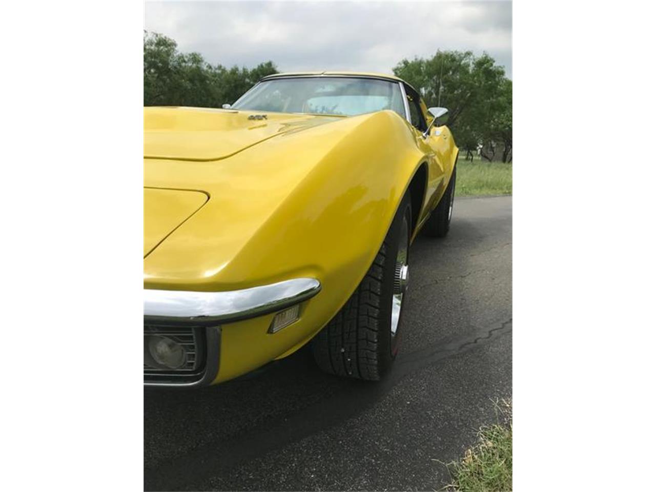 Large Picture of '68 Corvette - Q6HL