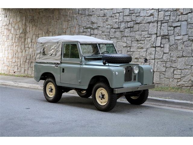 Land Rover For Sale Near Me >> Classic Land Rover For Sale On Classiccars Com On Classiccars Com