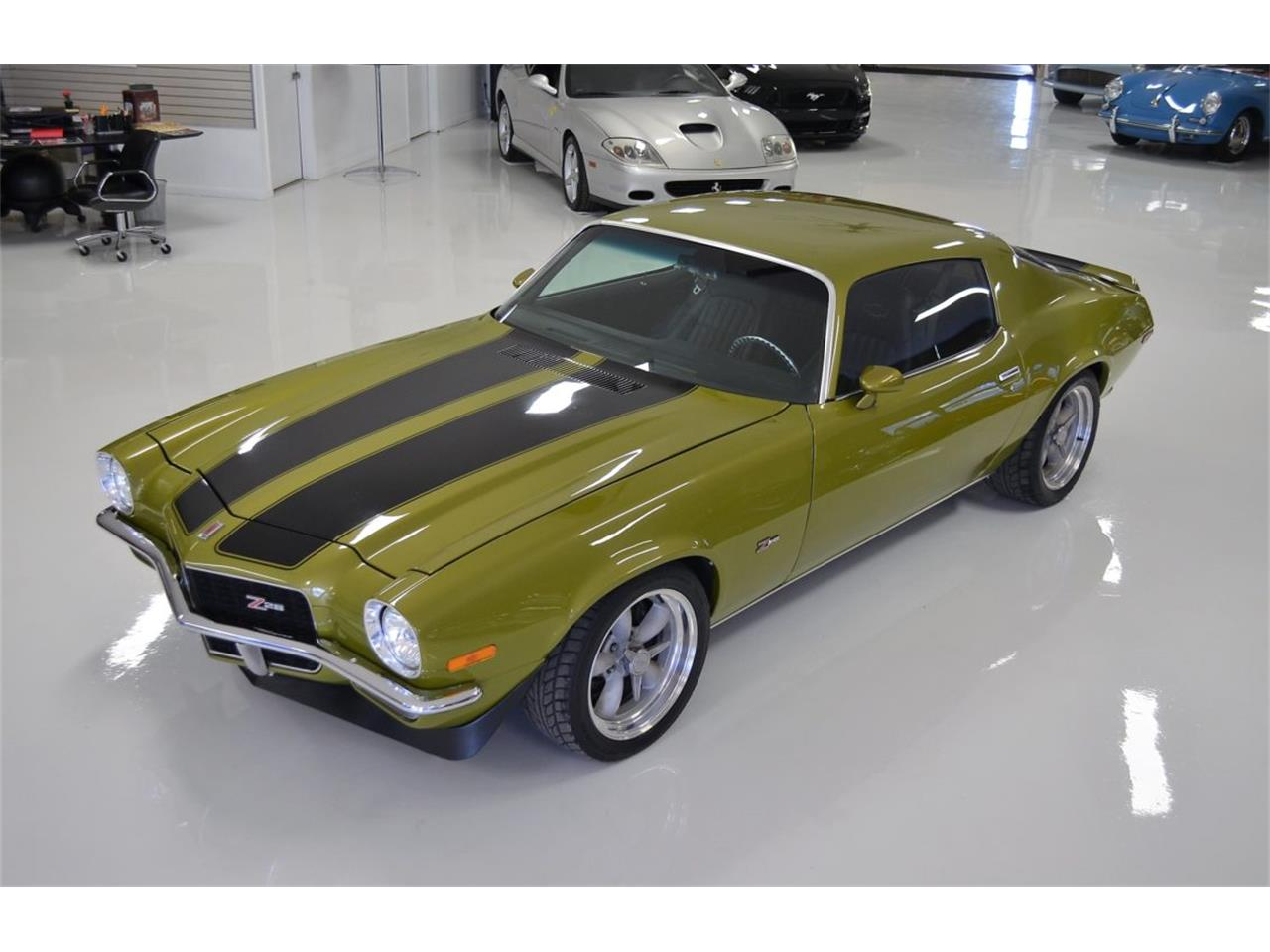 Large Picture of Classic 1971 Camaro Z28 Offered by Classic Promenade - Q6HZ
