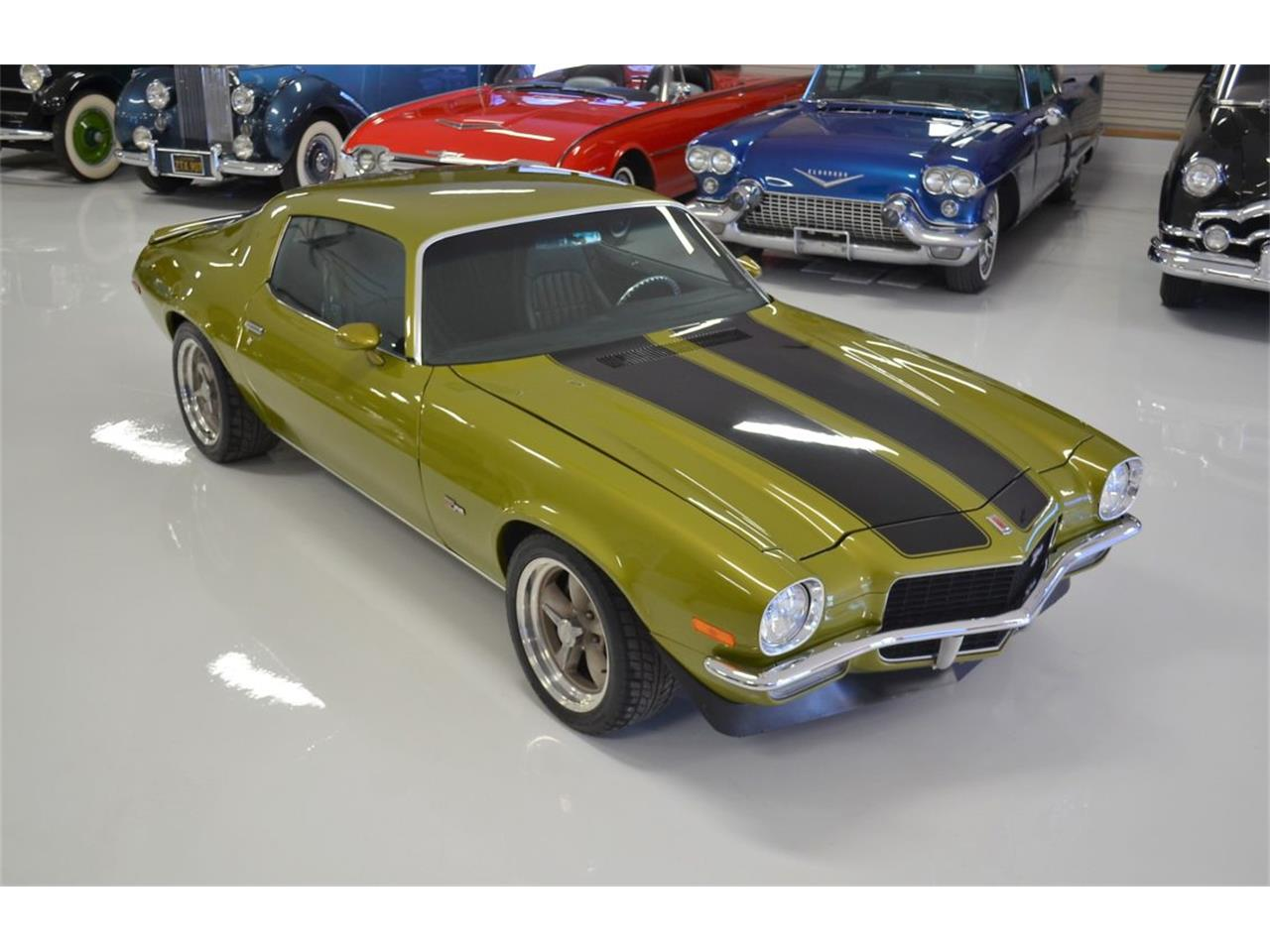 Large Picture of Classic 1971 Chevrolet Camaro Z28 Offered by Classic Promenade - Q6HZ