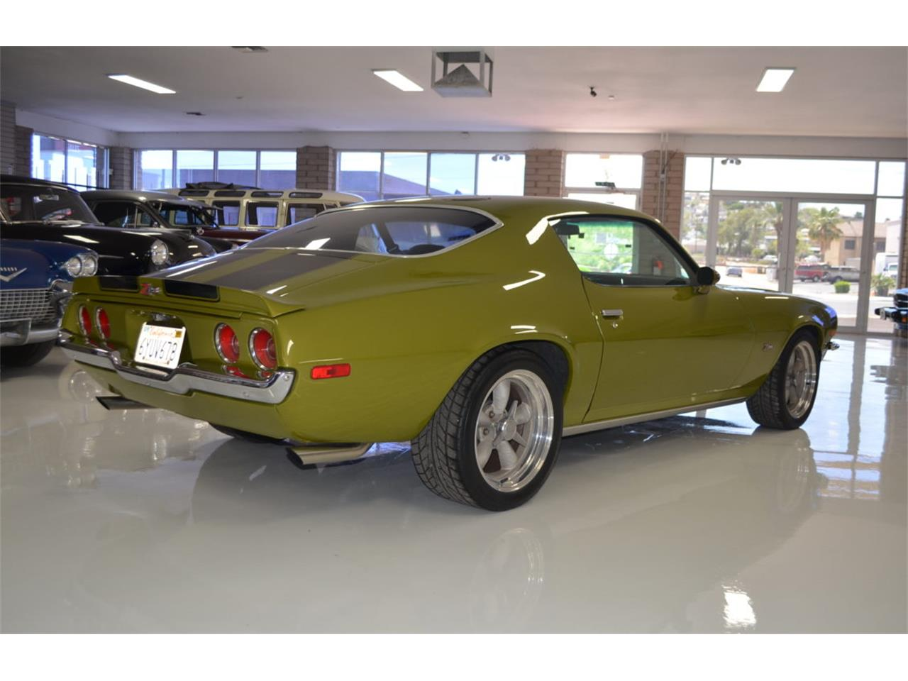 Large Picture of '71 Chevrolet Camaro Z28 Offered by Classic Promenade - Q6HZ