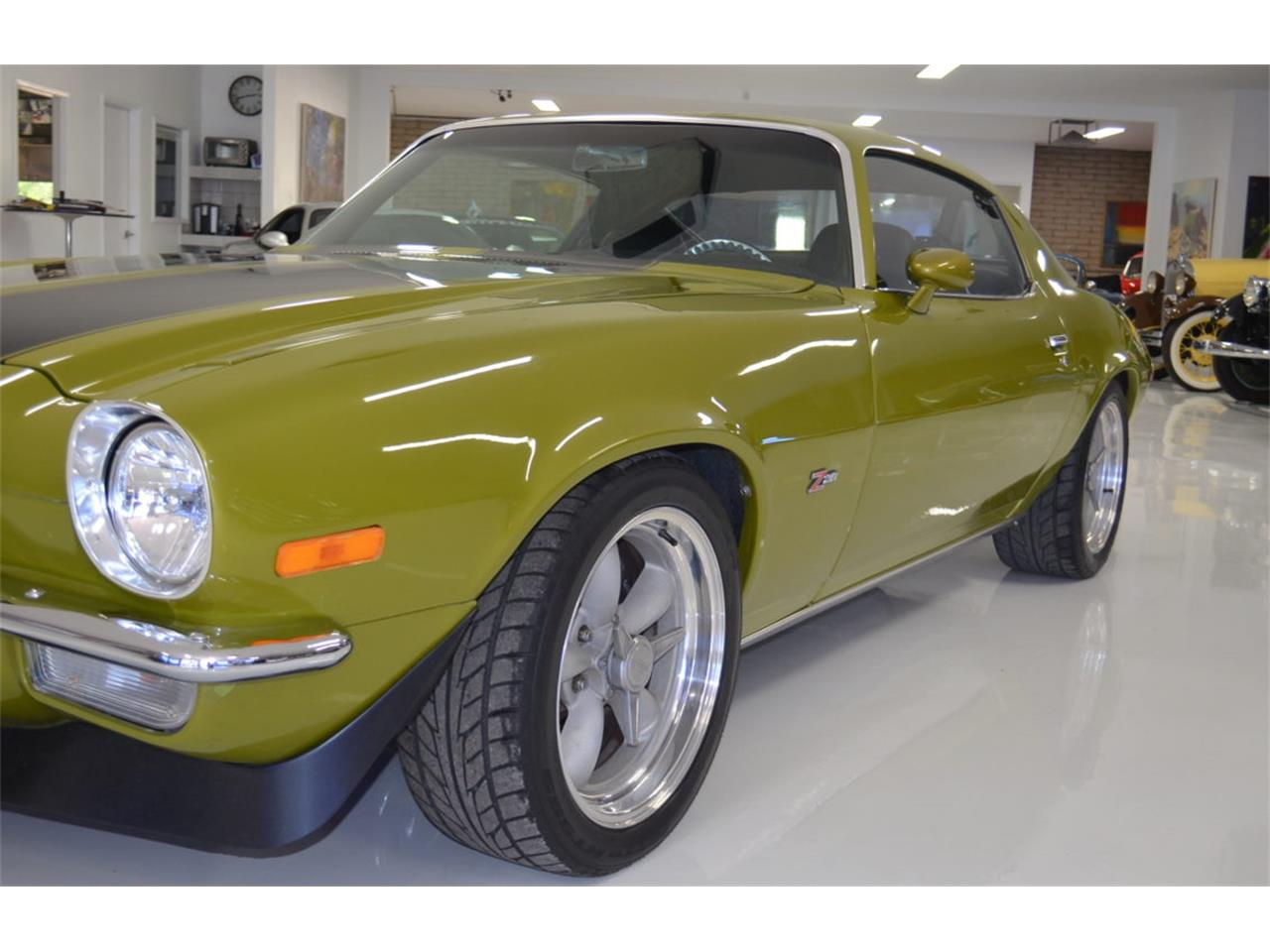 Large Picture of 1971 Camaro Z28 located in Arizona Offered by Classic Promenade - Q6HZ