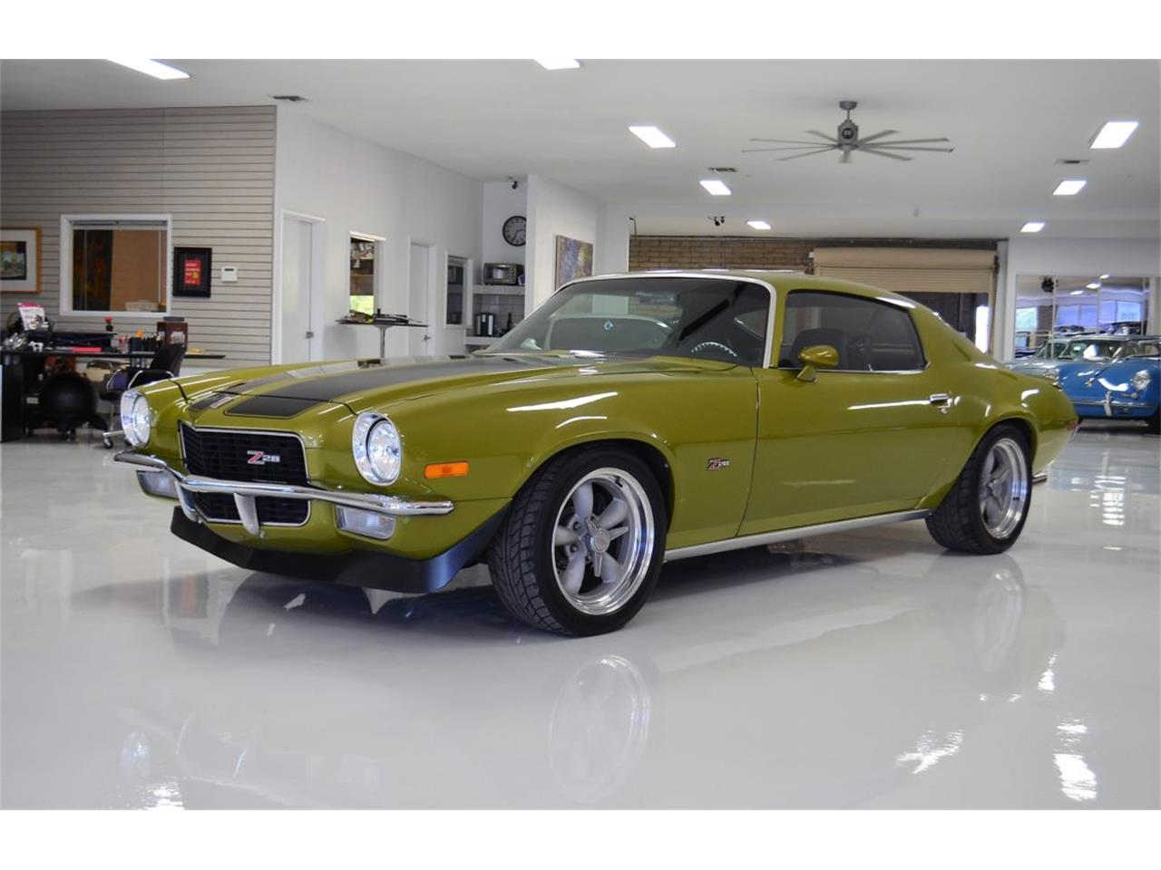 Large Picture of Classic '71 Chevrolet Camaro Z28 located in Arizona Offered by Classic Promenade - Q6HZ