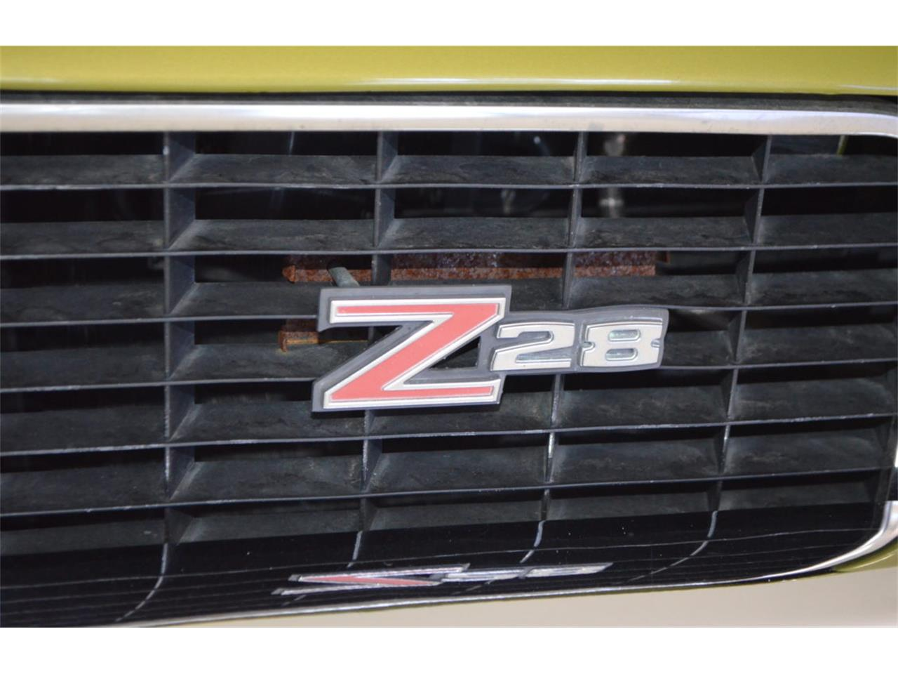 Large Picture of Classic '71 Camaro Z28 - $49,800.00 Offered by Classic Promenade - Q6HZ