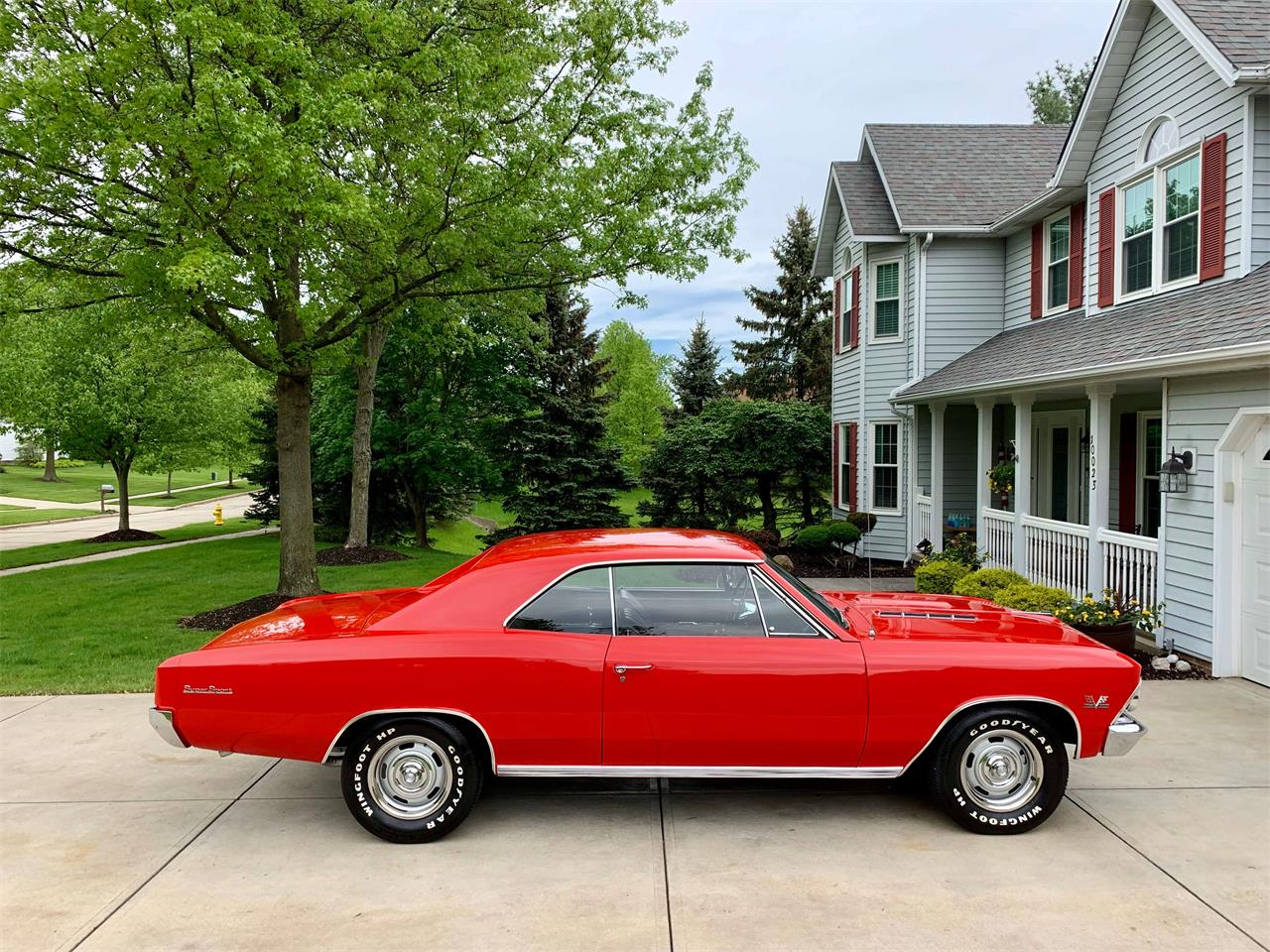 Large Picture of '66 Chevelle SS - Q5H0
