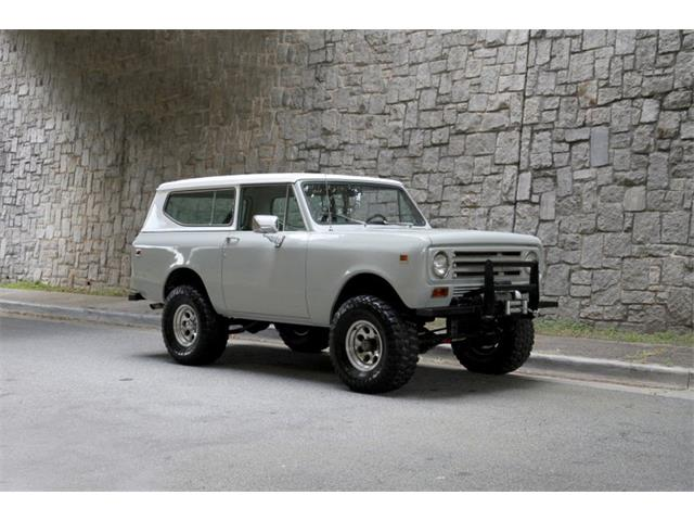 Picture of '72 Scout - Q6I9
