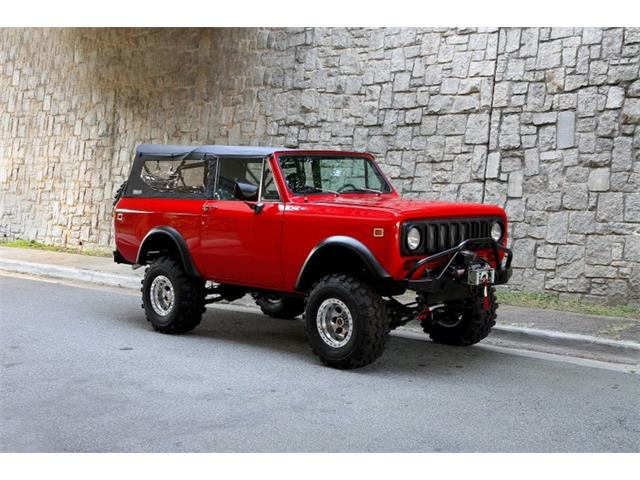 Picture of '75 Scout - Q6IE