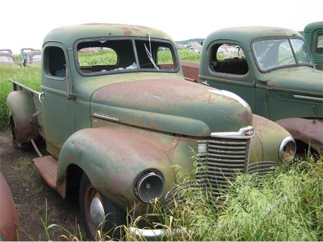 Picture of Classic 1947 International KB2 located in Cadillac Michigan Offered by  - Q6IP