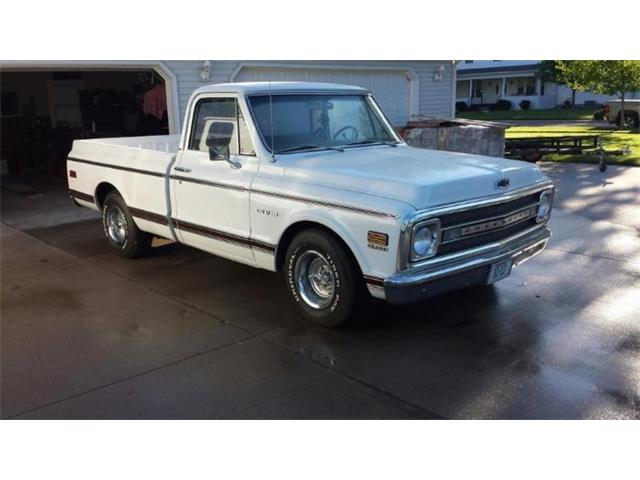 Picture of '70 Pickup - Q6IS
