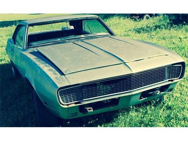 Picture of Classic 1968 Chevrolet Camaro located in Cadillac Michigan - $40,995.00 - Q6IV