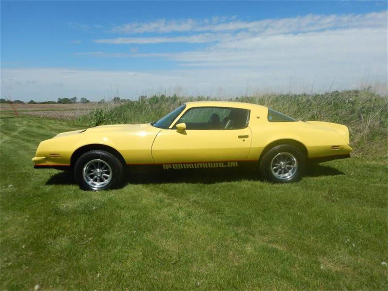 Large Picture of '76 Firebird located in Iowa Offered by Kinion Auto Sales & Service - Q6J2