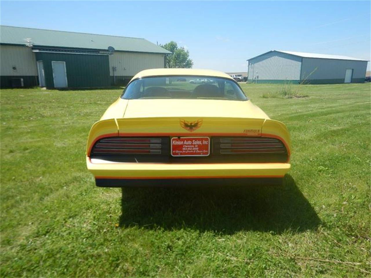 Large Picture of 1976 Pontiac Firebird located in Clarence Iowa - Q6J2
