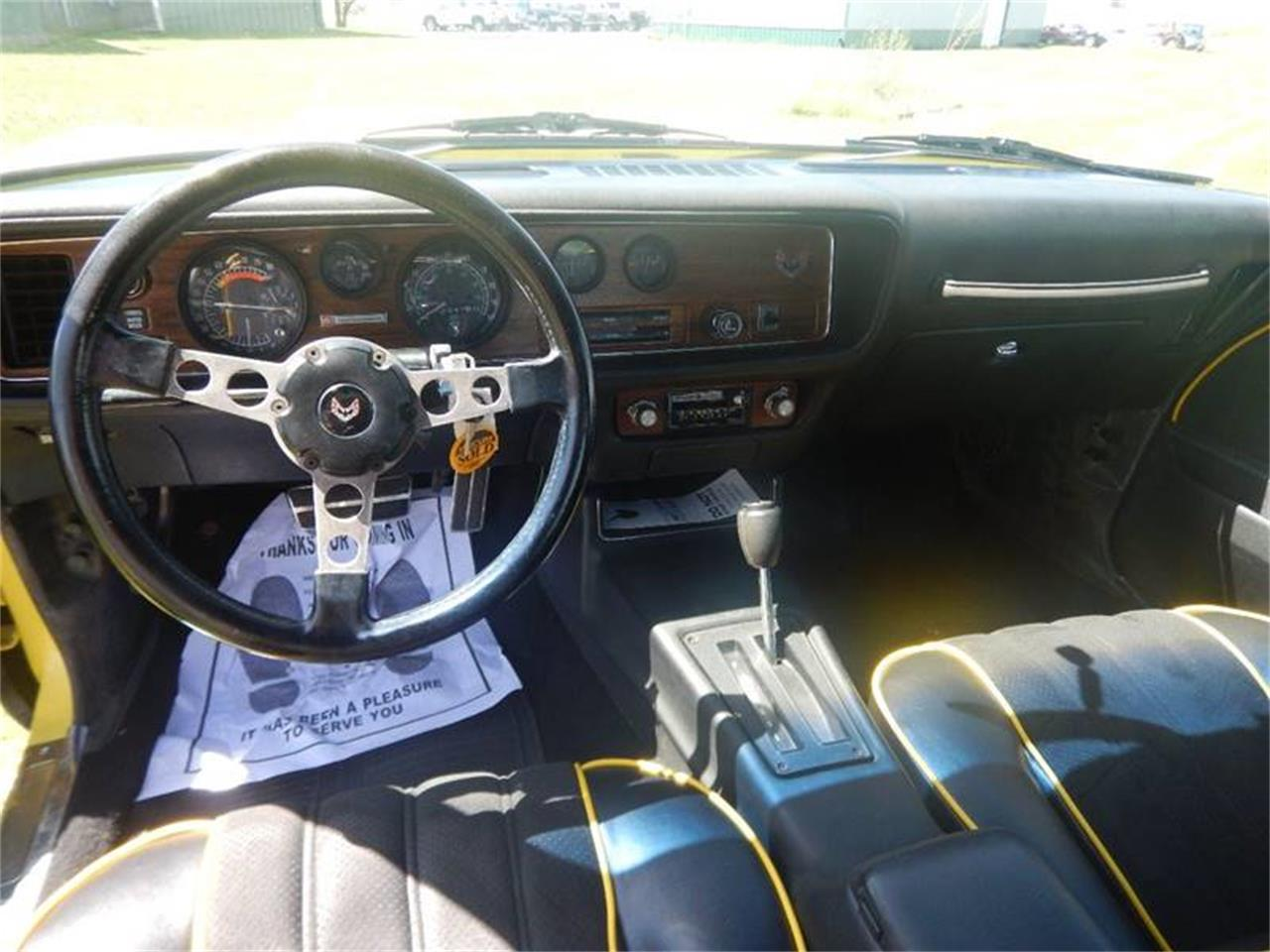 Large Picture of 1976 Pontiac Firebird Offered by Kinion Auto Sales & Service - Q6J2
