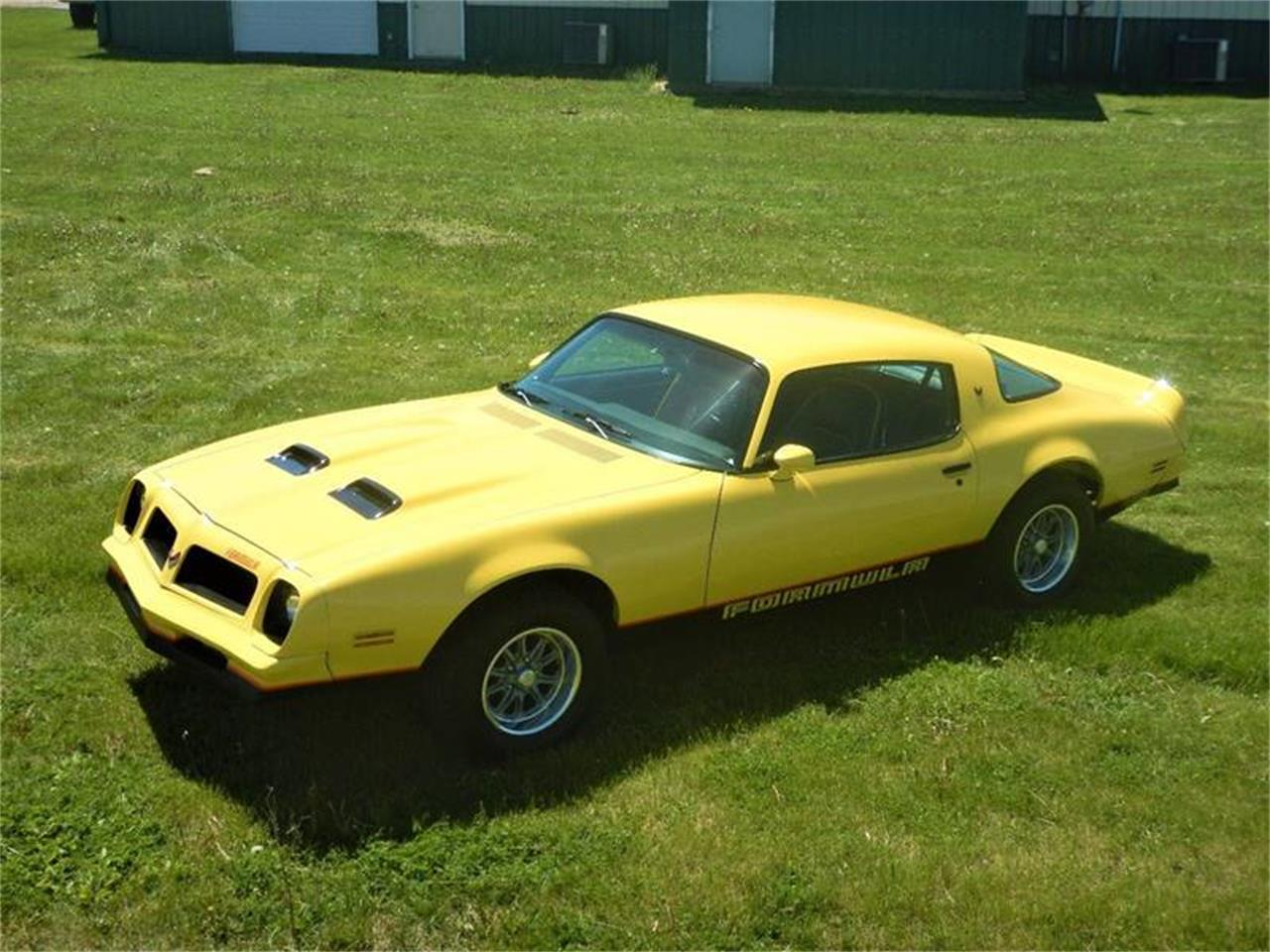 Large Picture of '76 Pontiac Firebird located in Clarence Iowa - Q6J2