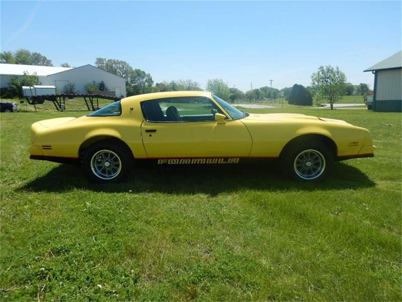 Large Picture of 1976 Pontiac Firebird located in Iowa Offered by Kinion Auto Sales & Service - Q6J2