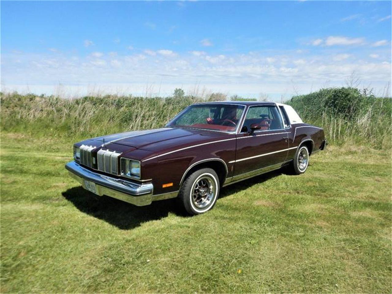 Large Picture of '78 Cutlass Supreme - Q6J3