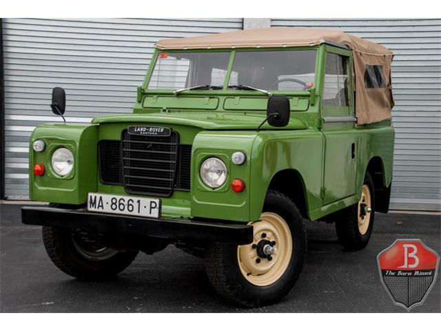 1982 Land Rover Series I