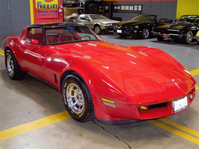 Picture of '81 Corvette - Q6JR