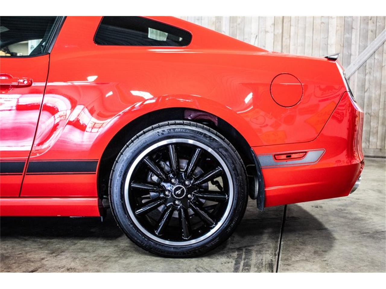 Large Picture of '13 Mustang - Q6K2