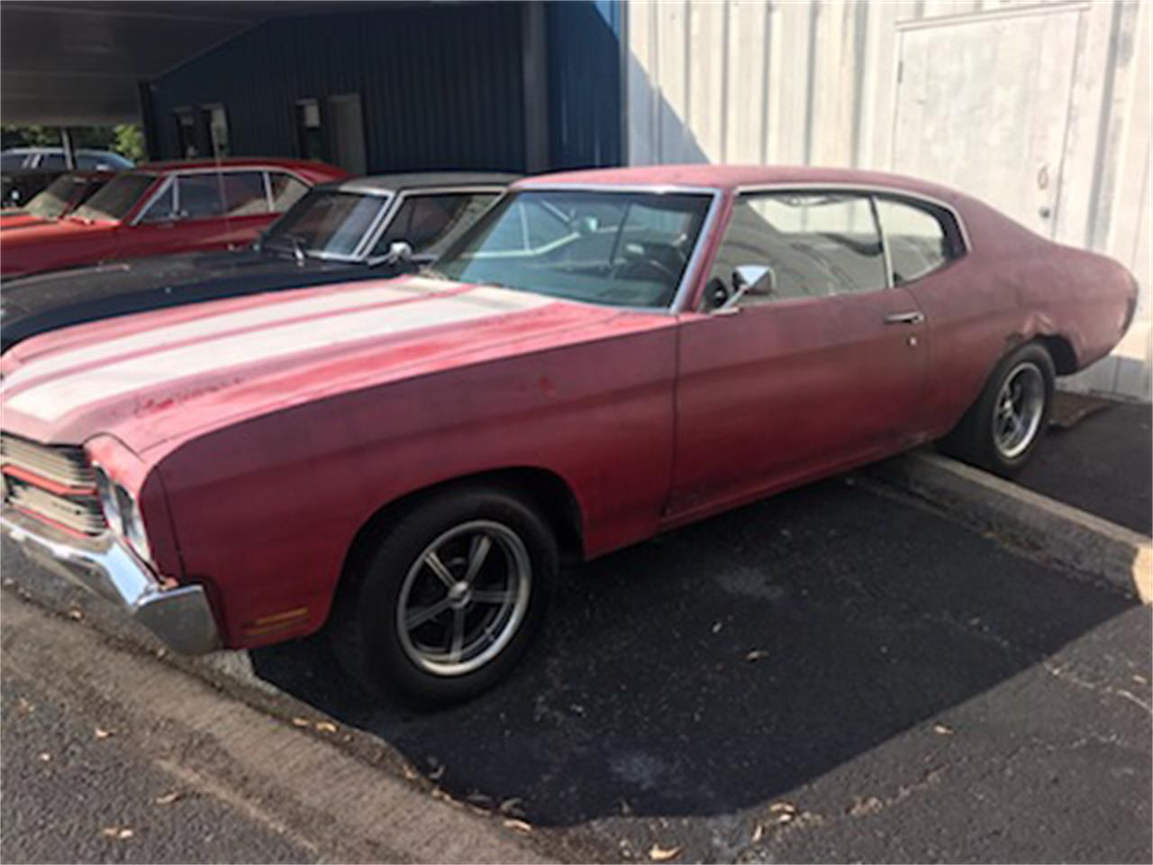 Large Picture of '70 Chevelle - Q6KA