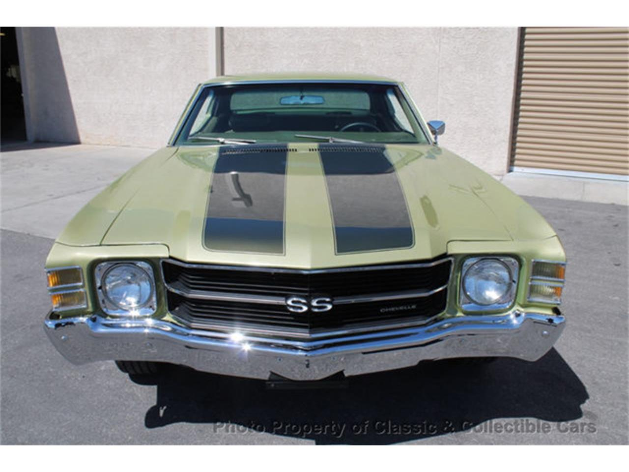 Large Picture of '71 Chevelle - Q6KB