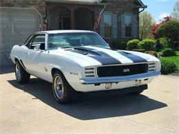Picture of 1969 Chevrolet Camaro Offered by Sabettas Classics, LLC - Q6KC