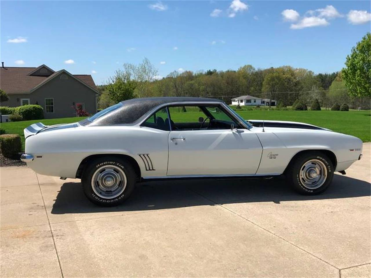 Large Picture of Classic 1969 Chevrolet Camaro Offered by Sabettas Classics, LLC - Q6KC