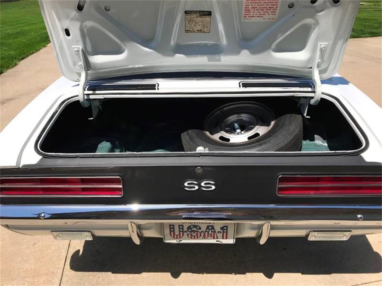 Large Picture of 1969 Camaro located in Ohio - $54,900.00 Offered by Sabettas Classics, LLC - Q6KC