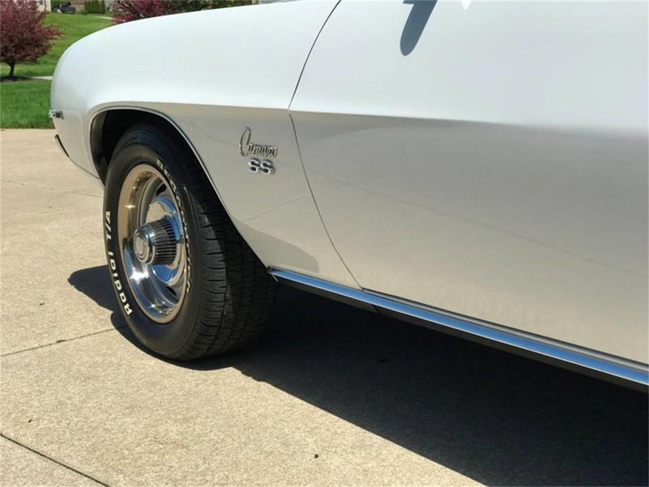Large Picture of 1969 Chevrolet Camaro located in Ohio - $54,900.00 Offered by Sabettas Classics, LLC - Q6KC