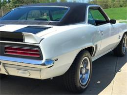 Picture of Classic '69 Chevrolet Camaro located in Orville Ohio - $54,900.00 Offered by Sabettas Classics, LLC - Q6KC