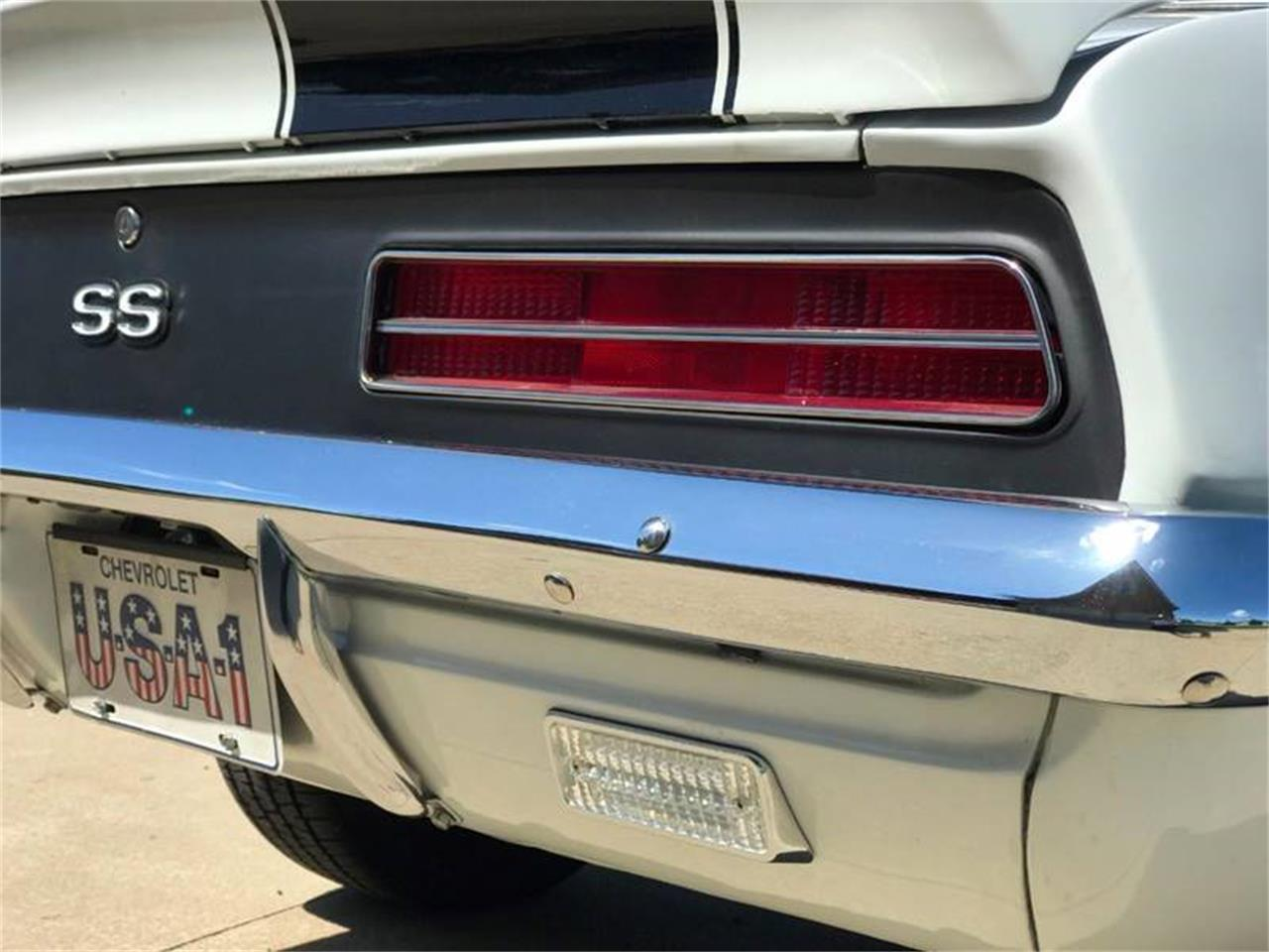Large Picture of '69 Chevrolet Camaro located in Ohio - $54,900.00 - Q6KC