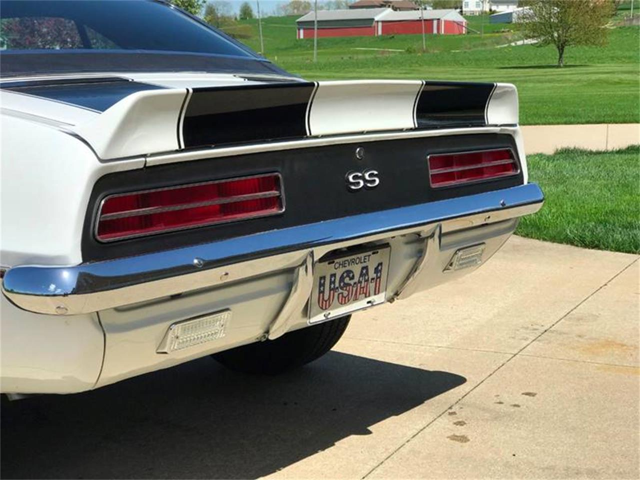 Large Picture of Classic 1969 Camaro located in Ohio Offered by Sabettas Classics, LLC - Q6KC