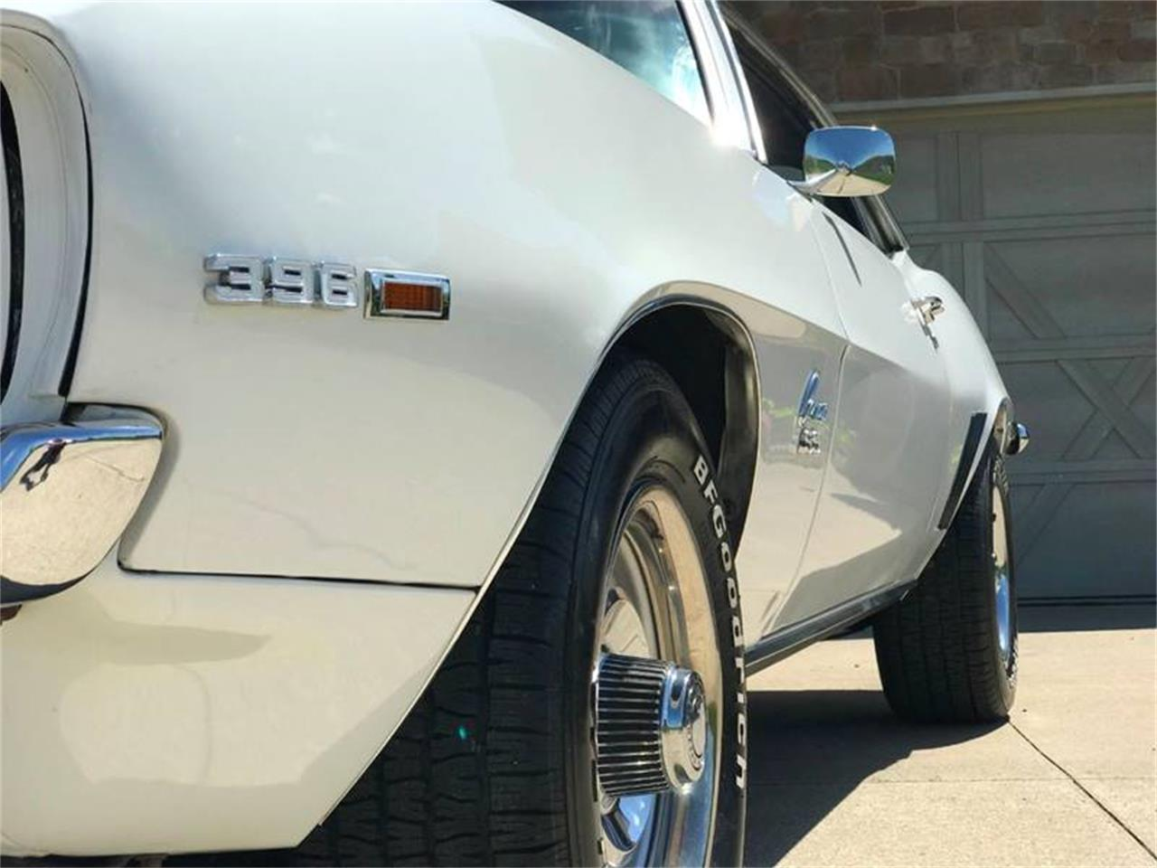 Large Picture of Classic '69 Chevrolet Camaro located in Orville Ohio - $54,900.00 Offered by Sabettas Classics, LLC - Q6KC