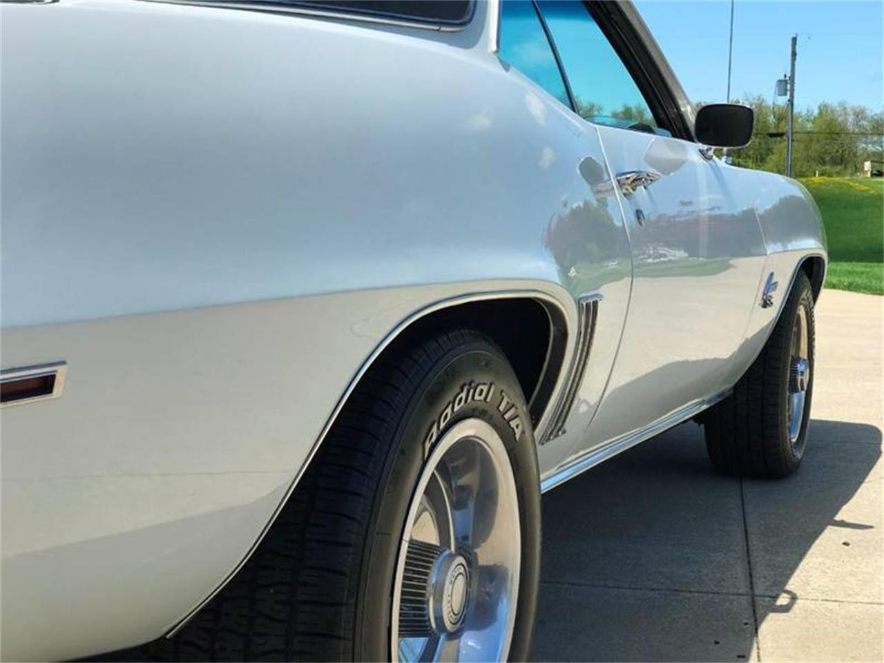 Large Picture of Classic 1969 Chevrolet Camaro - $54,900.00 Offered by Sabettas Classics, LLC - Q6KC