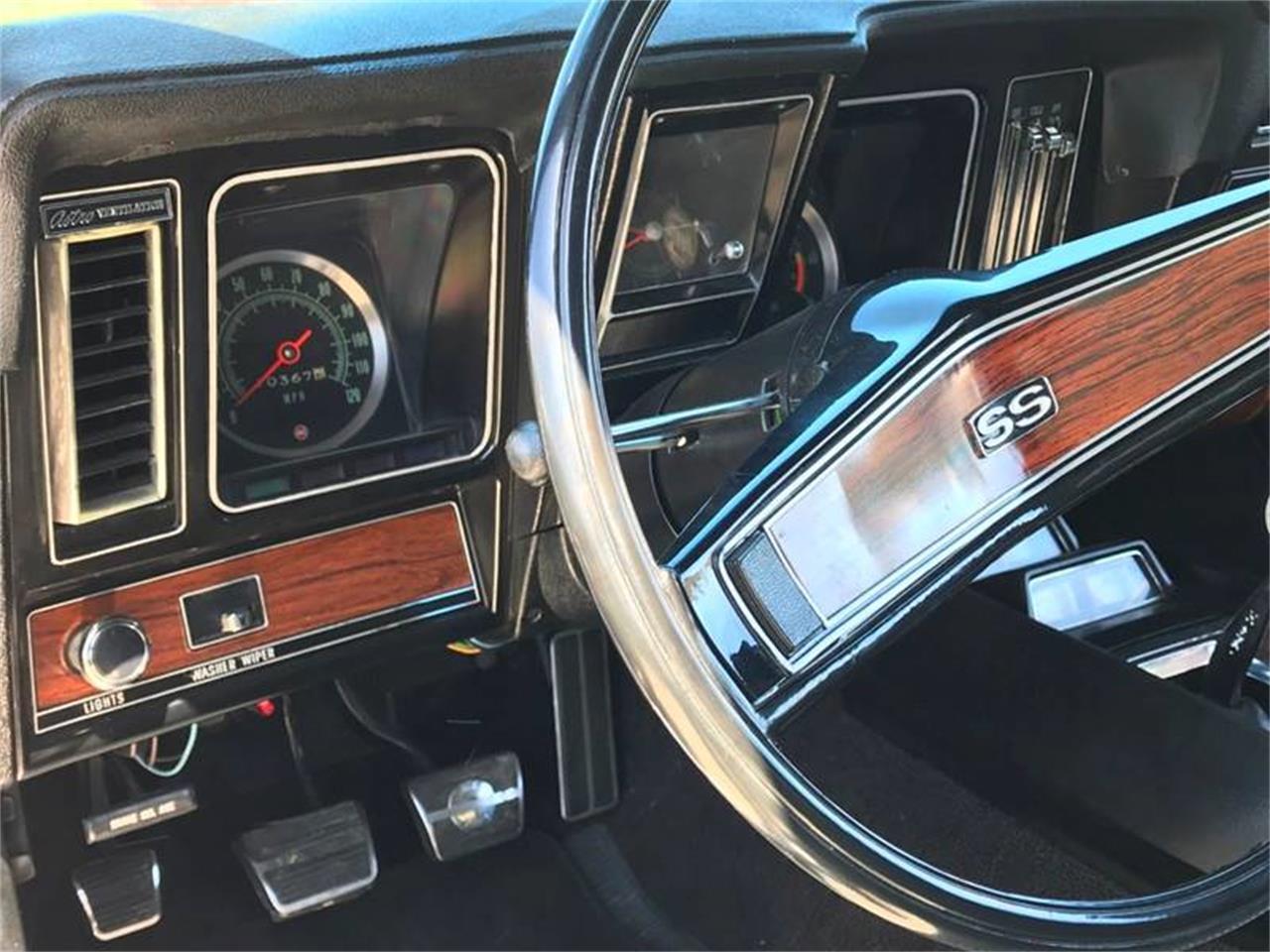 Large Picture of Classic '69 Chevrolet Camaro located in Ohio - Q6KC