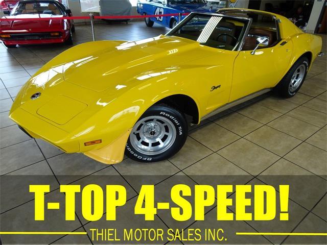 Picture of '73 Corvette - Q6KD